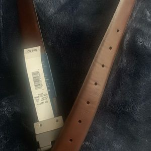 Kenneth Cole reversible belt